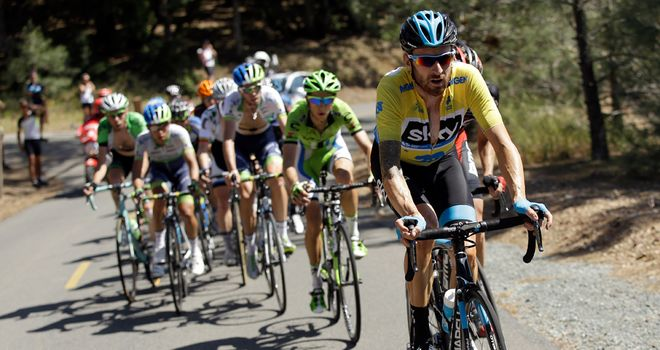 Sir Bradley Wiggins: Able to keep a cool head in the heat