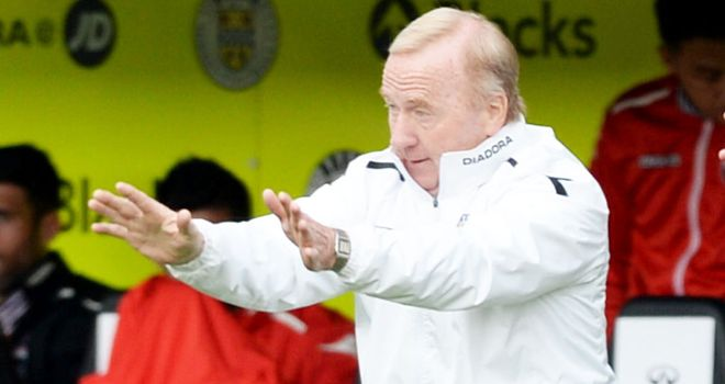 Tommy Craig: Not a good day at the office for the Saints boss