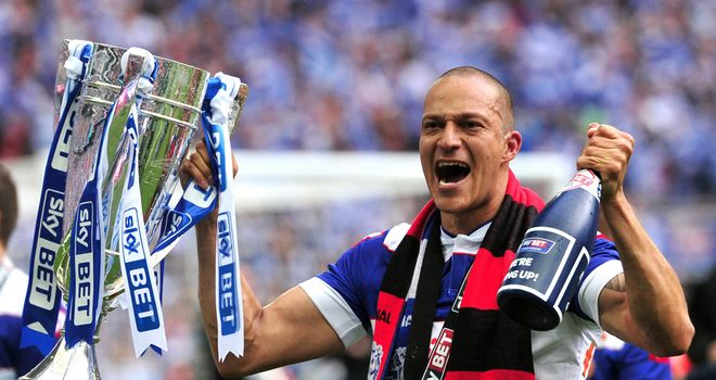 Bobby Zamora: 'Over the moon' after heping QPR to promotion