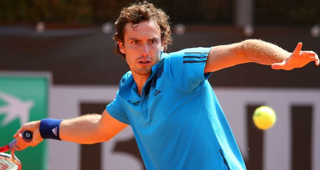 Ernests Gulbis: Maintained his perfect record in ATP finals