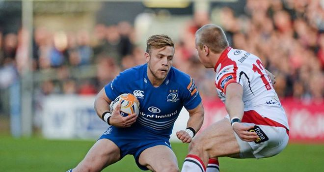 Ian Madigan: Match winner for Leinster in Dublin