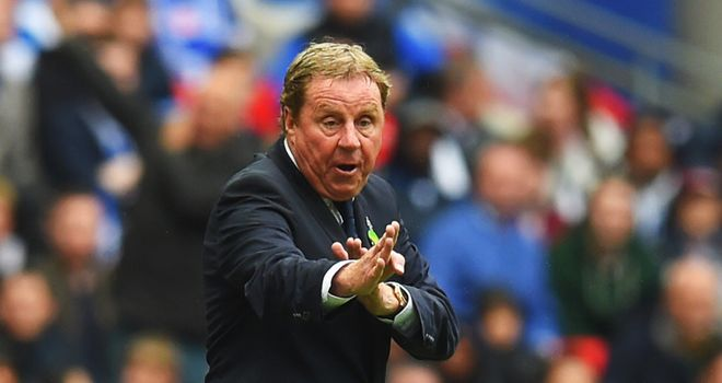 Harry Redknapp: QPR boss was tipped for England job before Roy Hodgson was appointed