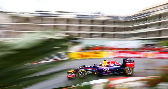 Sebastian Vettel: Suffered loss of power