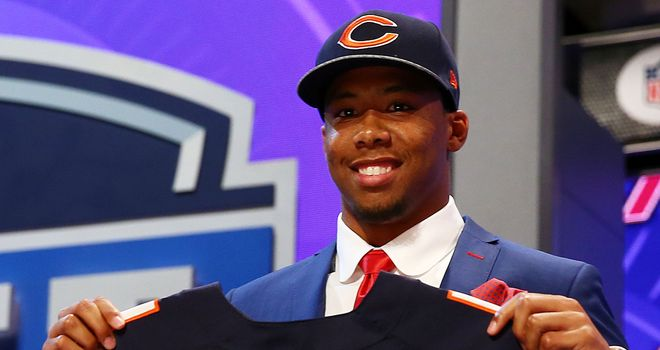 Kyle Fuller: picked up by the Bears in the first round