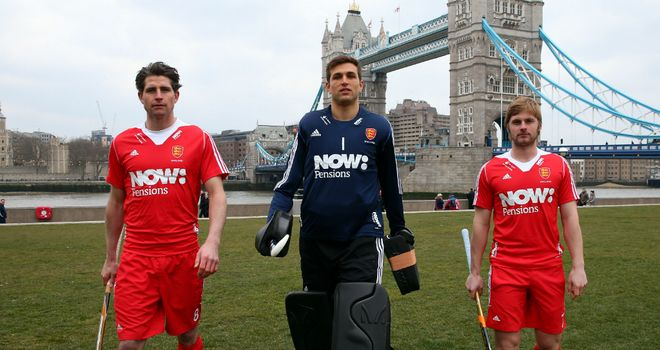 George Pinner: Goalkeeper claims England are confident ahead of the World Cup