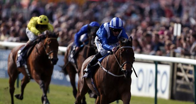 Taghrooda: No rush to make plans over impressive Newmarket winner
