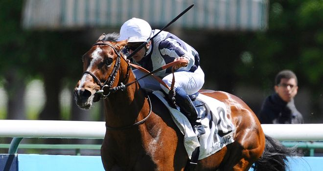 Karakontie: Stilll a possible for Epsom Derby next month