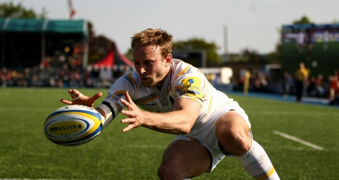 Chris Pennell: Worcester Warriors confident of keeping star full-back despite relegation