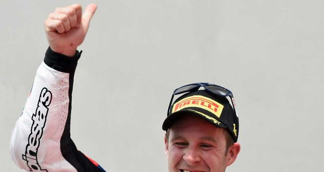Jonathan Rea: Top of standings after Imola double