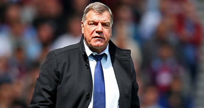 Sam Allardyce: West Ham boss hopes to keep Reece Oxford