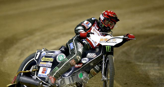 Tai Woffinden: Eased through at Rye House
