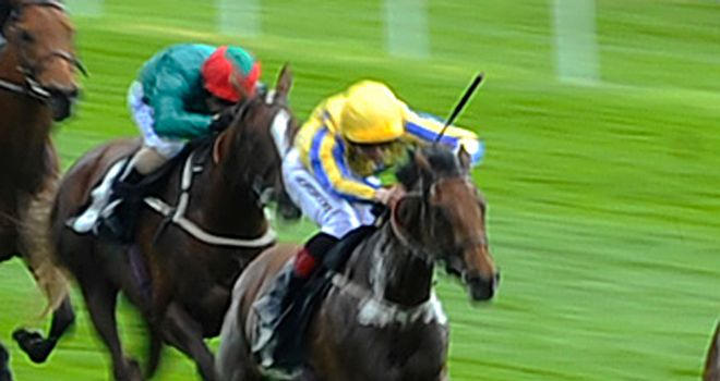 That Is The Spirit: Steps up in grade at Royal Ascot