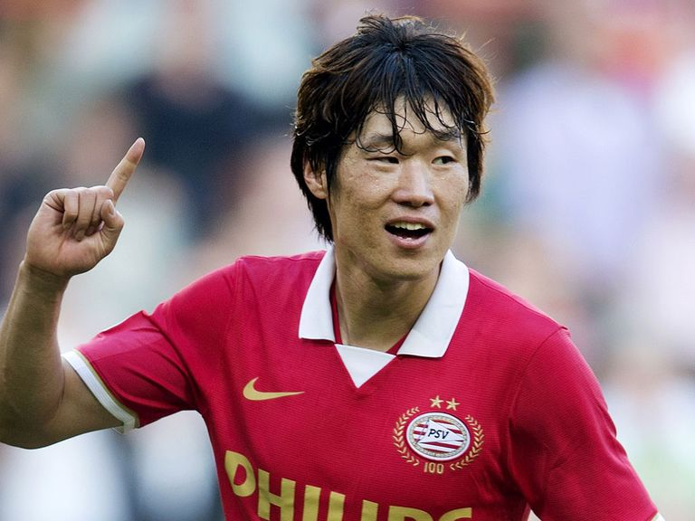 Ji-Sung Park: Ended his career on loan at PSV