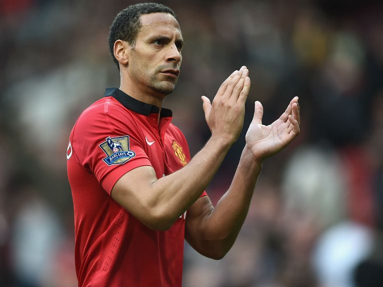 Rio Ferdinand: Out of contract