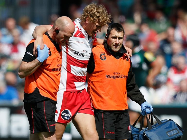 Twelvetrees: Ankle injury