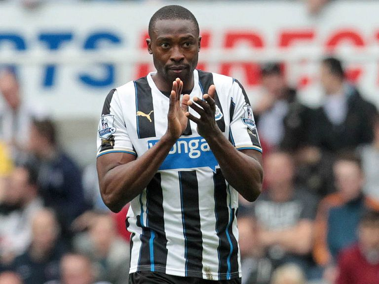 Shola Ameobi: Former Newcastle striker