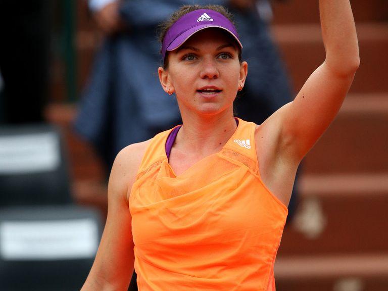 Simona Halep: Fourth seed cruised past Maria-Teresa Torro-Flor