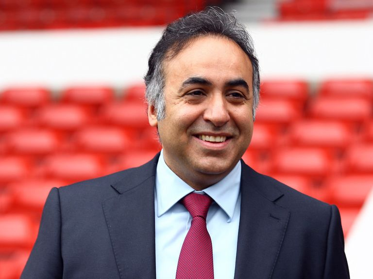 Fawaz Al Hasawi: Nottingham Forest owner