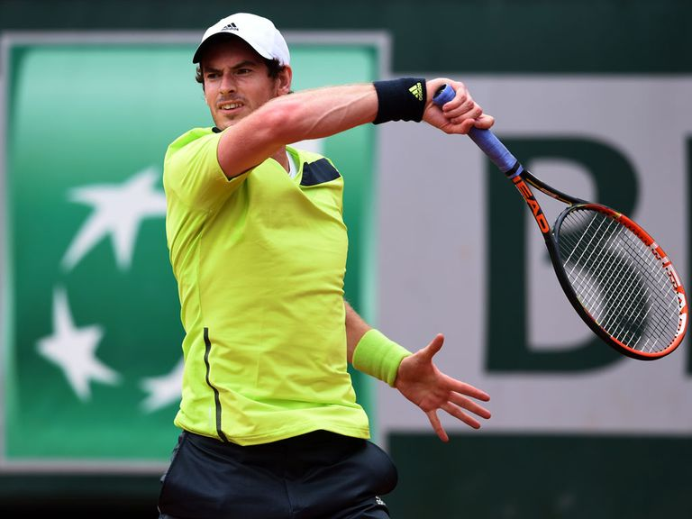 Andy Murray: Yet to publicly name his new coach