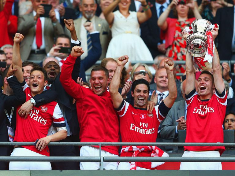 Will Arsenal build on FA Cup glory?