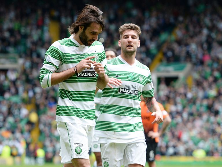 Georgios Samaras: Former striker could be a Celtic transfer target