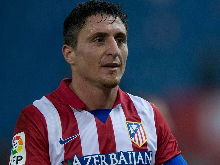 Cristian Rodriguez: Winger wants to leave Atletico Madrid