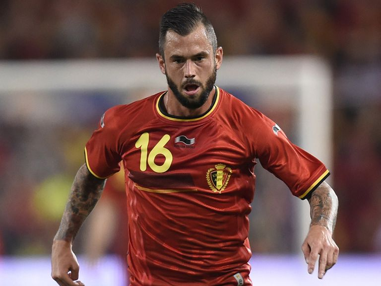 Steven Defour: Sent off in last Thursday's 1-0 win against  South Korea