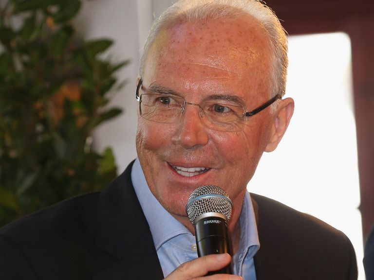 Franz Beckenbauer: Received a ban from FIFA