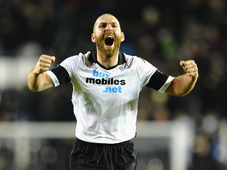 Jake Buxton: Fired up for the play-off final
