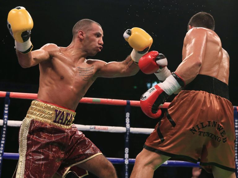 Kal Yafai: Has vowed to wow the fans in Leeds