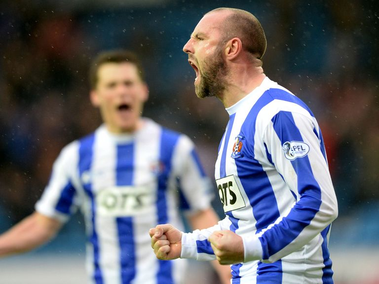 Kris Boyd could be the difference at Easter Road