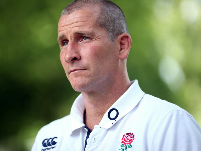 Stuart Lancaster: Preparing his side for the final Test