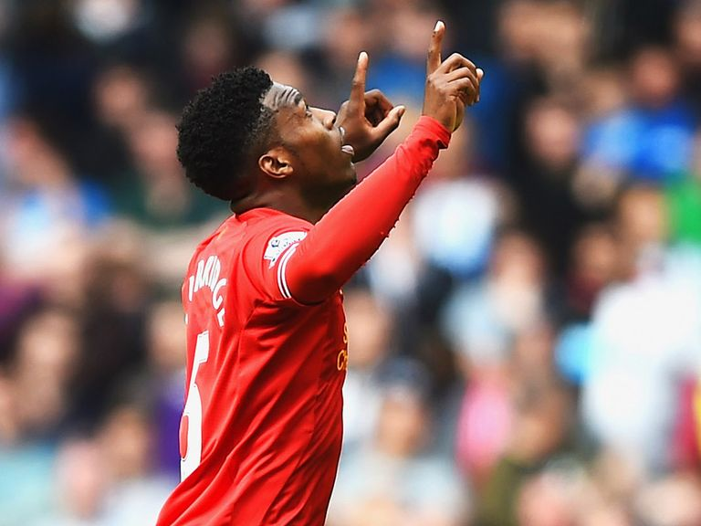 Will you select Daniel Sturridge?