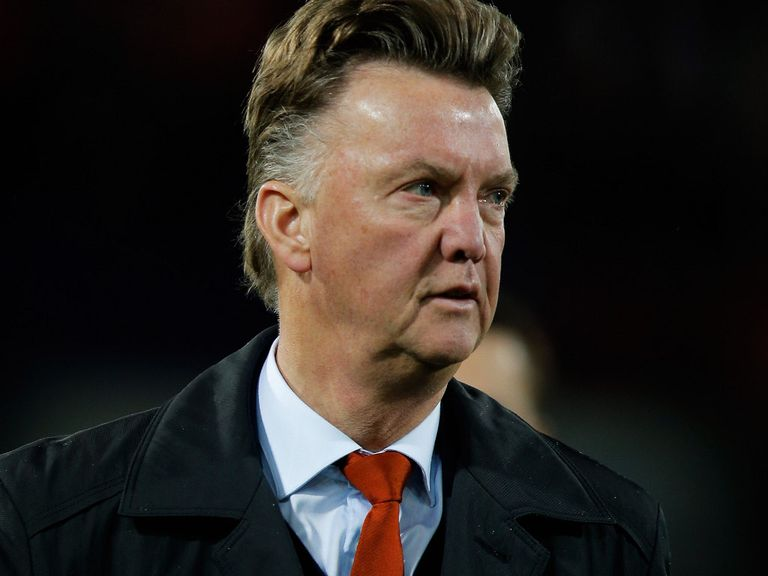 Louis van Gaal: New Manchester United boss