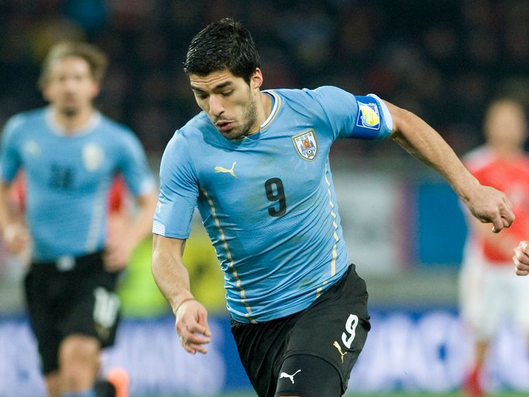 Suarez: Stepped up his recovery