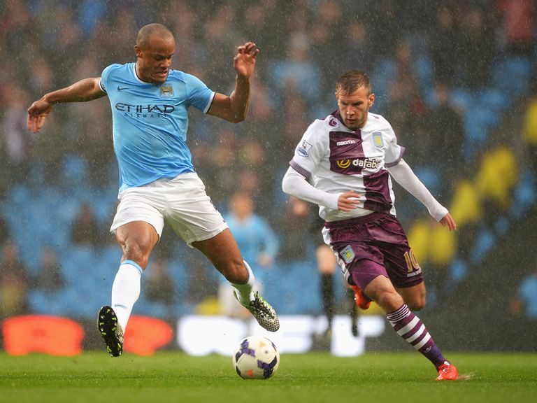 Vincent Kompany: Wants to complete the job in style