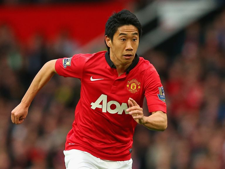 Shinji Kagawa: Has struggled to nail down a starting spot at Old Trafford