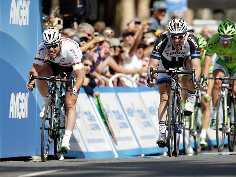 Mark Cavendish: Claimed victory in California