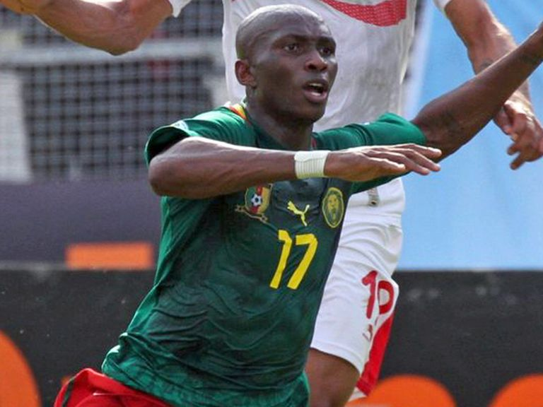 Stephane Mbia: Big price to find the net at 20/1