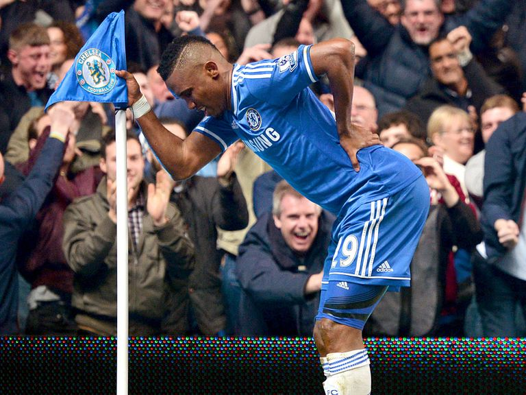 Samuel Eto'o: West Ham want a younger option than former Chelsea striker
