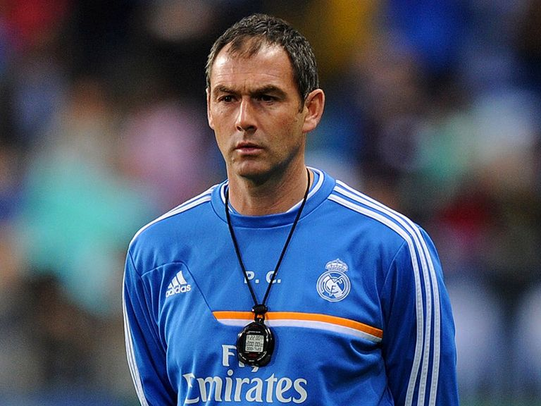 Paul Clement: Happy at Real Madrid