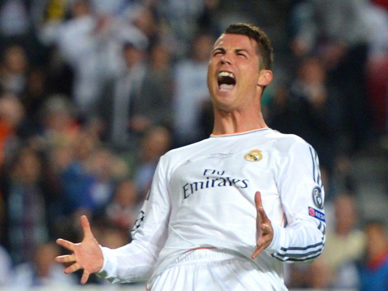 Ronaldo: Misses Greece friendly.