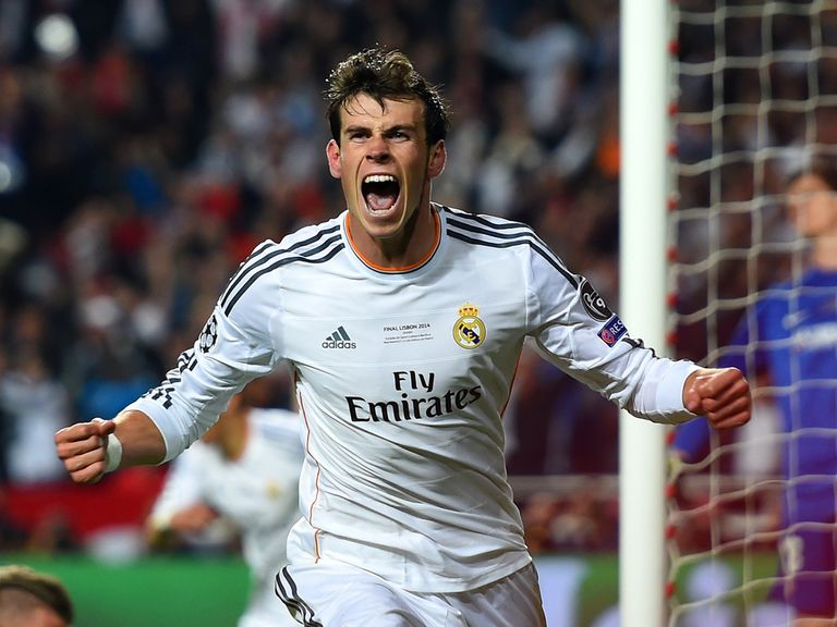 Gareth Bale: Believes he is playing in the best league in the world