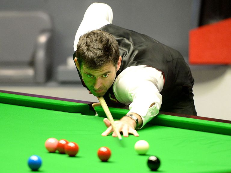 Ronnie O'Sullivan: Has opened up a 6-2 lead