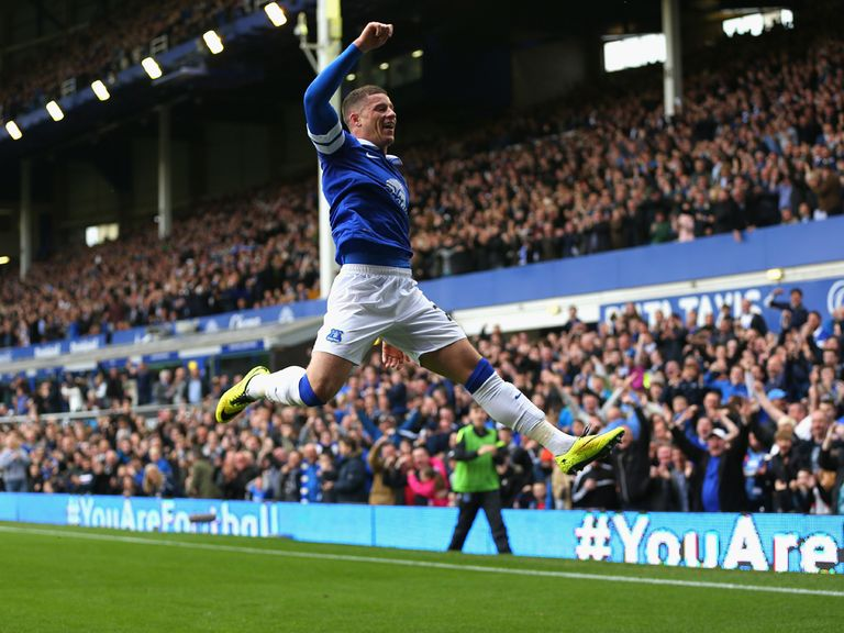 Ross Barkley: Backed to shine in Brazil this summer