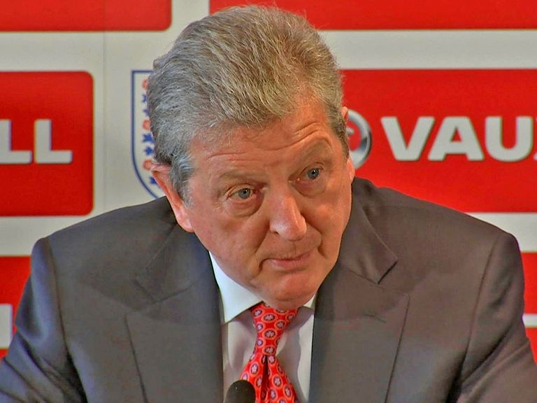 Roy Hodgson: Long way off knowing his best side