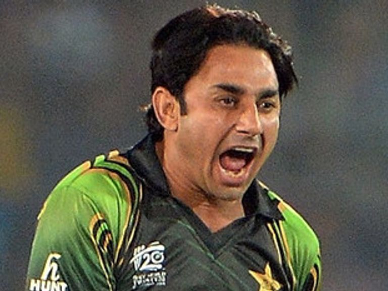 Saeed Ajmal: Reported for a suspect action