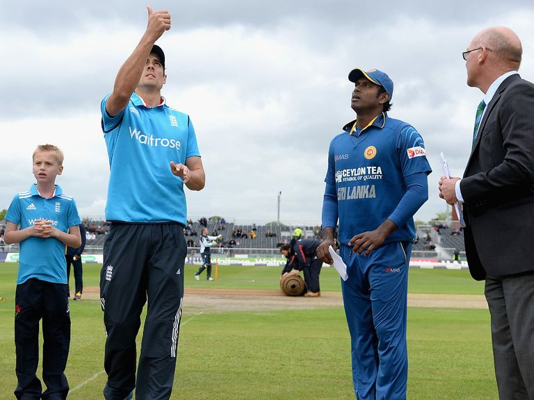 England face Sri Lanka again this winter
