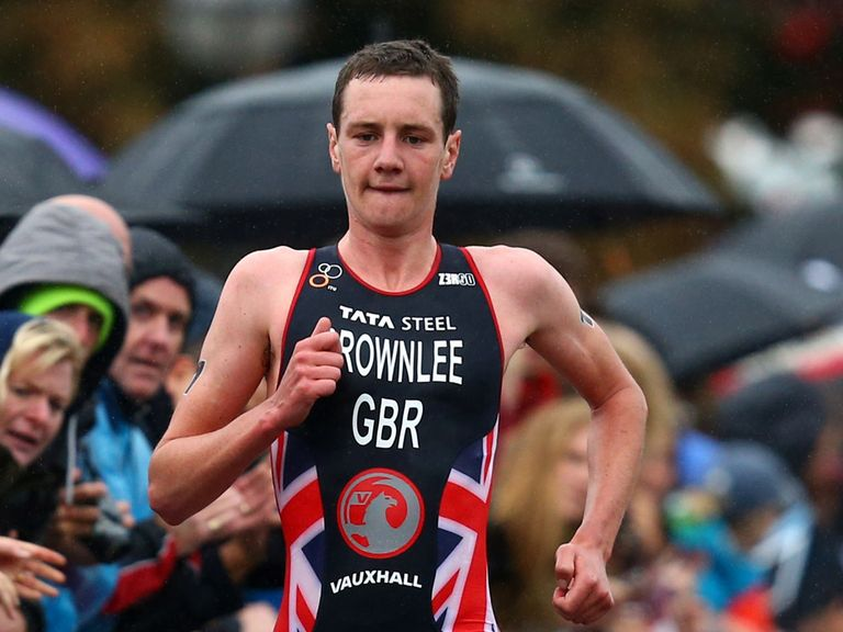 Alistair Brownlee: Had to settle for fourth spot