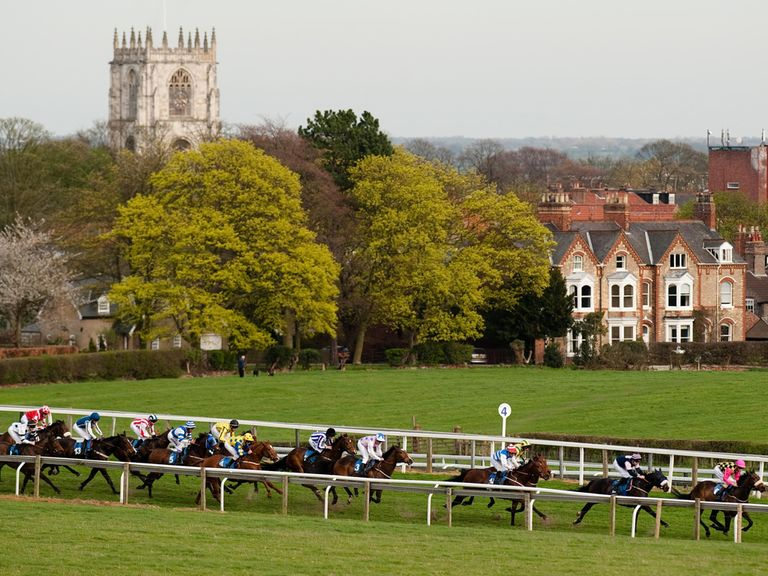 Our tip of the day goes at Beverley this afternoon